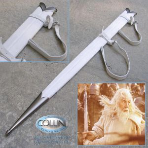 United - Glamdring White Scabbard UC1417WT - The Lord of the Rings - spada fantasy