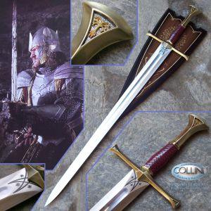 United - Sword of Isildur UC2598 - The Lord of the Rings - spada fantasy
