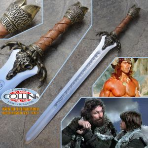 Museum Replicas Windlass - Conan - Father Sword Bronze - spada fantasy