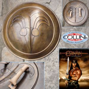 Windlass, Scudo di Conan, scudo storico