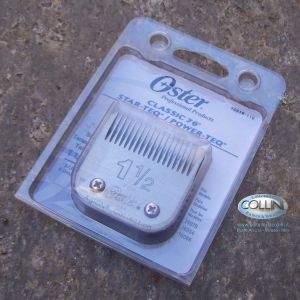 Oster - Cutting Head # 1 e1/2 - 4 mm - for A5 and 97- 44
