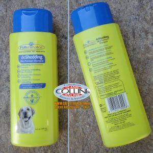 FURminator - deShedding Ultra Premium Shampoo 490ml - Contro la perdita di pelo