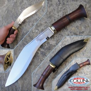 Kukri Artigianale - Nepal Police 008 - coltello