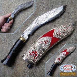 Kukri Artigianale - Khotimora Medium Cerimoniale - coltello