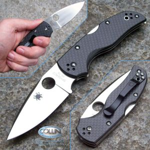 Spyderco - Native 4 Carbon Fiber - C41CFP coltello