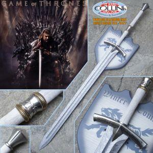 Valyrian Steel - Ice - Sword of Eddard Stark - Il Trono di Spade - Game of Thrones