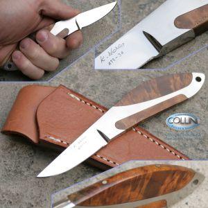 Koji Hara - KJ4 in Radica - coltello artigianale