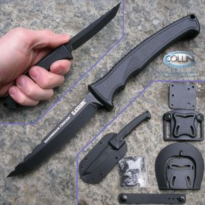 BlackHawk! Blades - Trocar Plain Edge - 15RT00BK coltello
