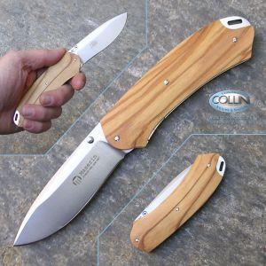 Maserin - Birdland Ulivo by Puddu - 396/UL coltello