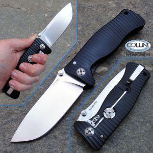 Lion Steel - SR-1AB - Ergal Nero - coltello