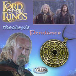 Lord of the Rings - Ciondolo di Re Theoden 711.75 - Il Signore degli Anelli