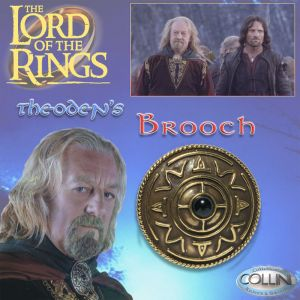 Lord of the Rings - Spilla di Re Theoden