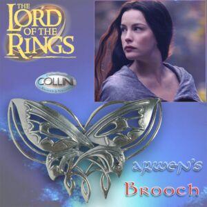 Lord of the Rings - Spilla di Arwen - prodotti tratti da film