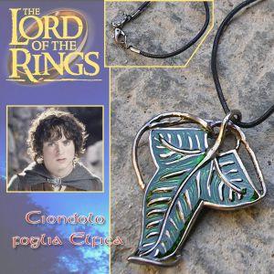 Lord of the Rings - Ciondolo foglia Elfica 701.75 - Il Signore degli Anelli