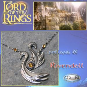 Lord of the Rings - Collana di Rivendell