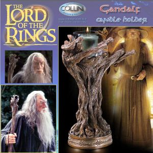 Lord of the Rings - Gandalf Votive Candle Holder