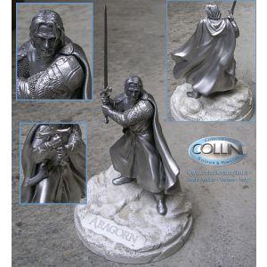Les Etains du Graal - Miniatura Aragorn - Peltro - Lord of the Rings - Il Signore degli Anelli