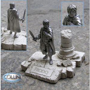 Les Etains du Graal - Miniatura Frodo - Peltro - Lord of the Rings - Il Signore degli Anelli