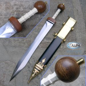 Museum Replicas Windlass - Gladio Romano Mainz - spada artigianale