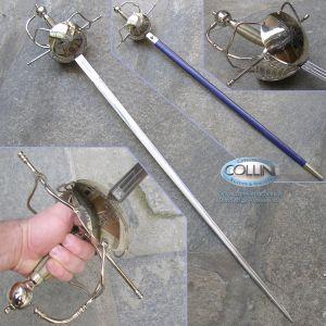 Museum Replicas Windlass - Musketeers Rapier 500784 - spada artigianale