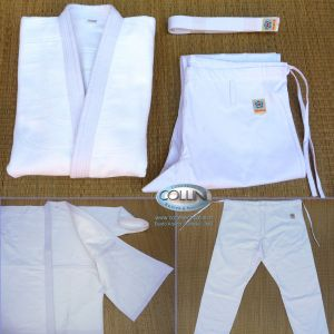 Yarinohanzo - Aikido Gi Master Bianco - abbigliamento marziale