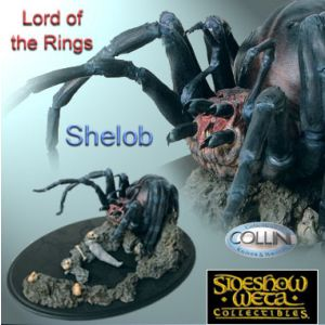 Sideshow Weta - Lord of the Rings - Statua - Shelob