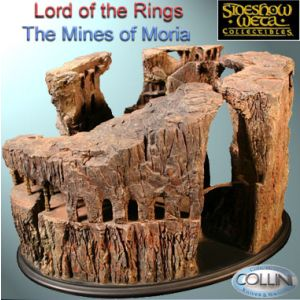 Sideshow Weta - Lord of the Rings - Diorama - The Mines of Moria