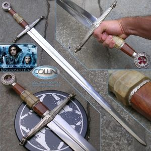 Museum Replicas Windlass - Sword of Ibelin - Le Crociate - spada Artigianale
