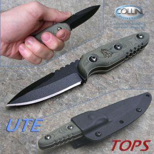 Tops - UTE#01 - Utility Tool Edge - coltello