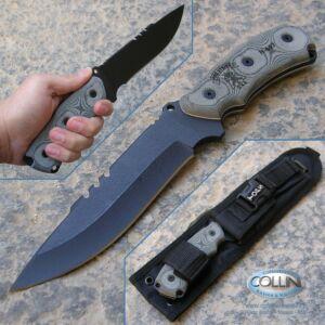 Tops - Firestrike - Hunter Plain Black - coltelli