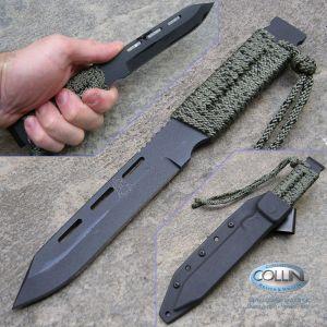 Tops - SWAT Spike - Plain Black coltello