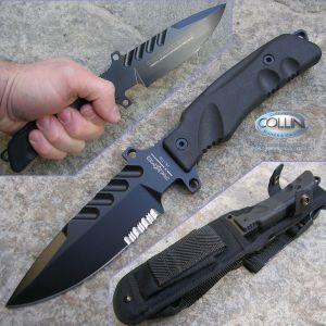 Fox - FKMD Predator I - Utility Blade Black - FX-T1B cuchillo