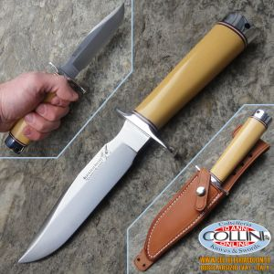 BlackJack - coltello Model 5 - Antique Ivory Micarta