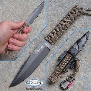 Wildsteer - Wild Tech 2 PVD - Desert Paracord - coltello