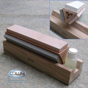 Arkansas - Tri-Hone 20cm.  - accessori coltelli