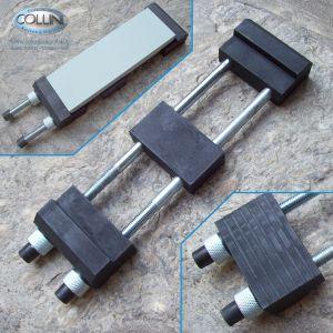 SteeleX, Supporto Regolabile per pietra da affilatura, D1091, accessori coltelli