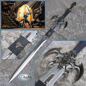 United - Exotath Sword of the Dark Elf - KR30 - Kit Rae Sword of the Ancients - spada fantasy