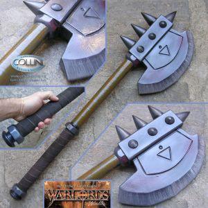Warlords - Vanquisher Battle Axe - armi in lattice