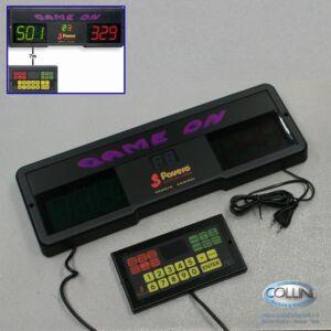 Game on - Segnapunti elettronico per freccette
