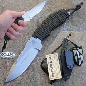 Pohl Force - Charlie One Outdoor + Paracord Verde 2015 - coltello