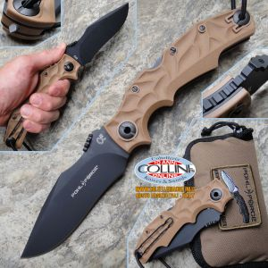 Pohl Force - Alpha Two Plain Edge - Desert Version 1031 - knife