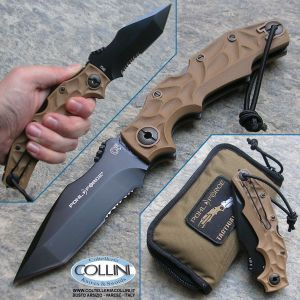 Pohl Force - Alpha Three Desert - Tactical Version 1025 - coltello