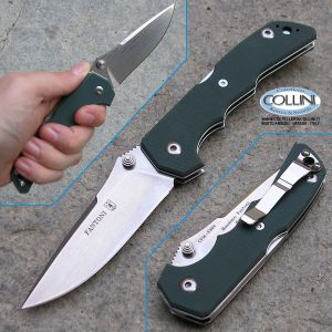 Fantoni - Mix - Green G10 - knife