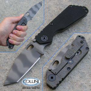 Strider Knives - SNG-T Tiger Stripe Black G10 - coltello