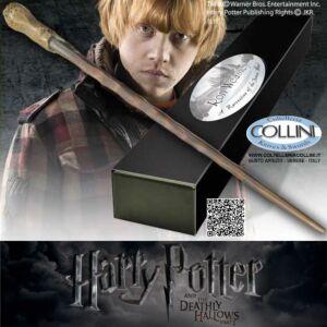 Harry Potter - Bacchetta Magica di Ron Weasley