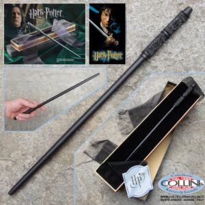 Harry Potter - Bacchetta Magica di Severus Piton con scatola di Olivander