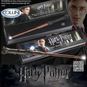 Harry Potter - Bacchetta Magica di Harry Potter - Con Luce
