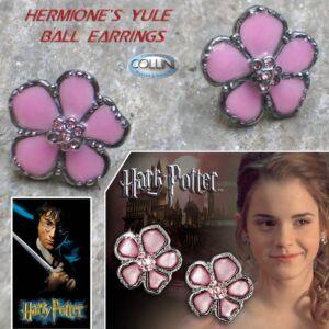 Harry Potter - Orecchini di Hermione Granger - Argento 925