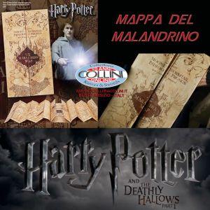 Harry Potter - Mappa del Malandrino