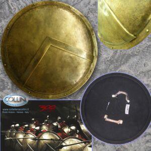 spade storiche e fantasy, elmi, scudi, Museum Replicas Windlass - 300 - Spartan Shield - prodotti tratti da film